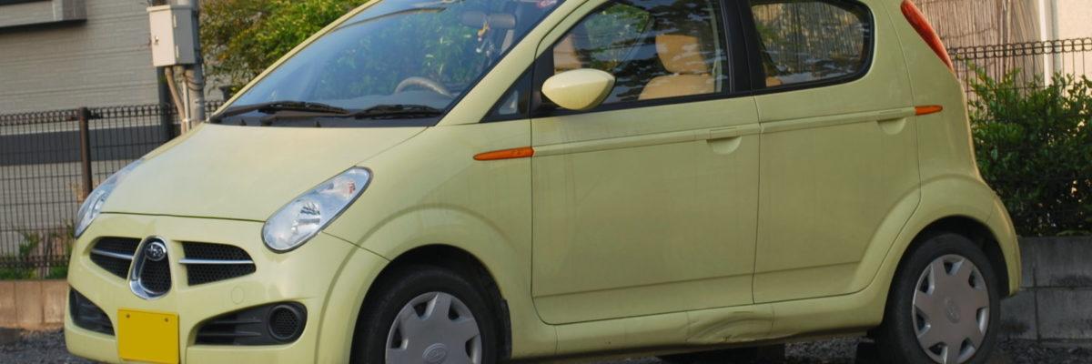 イタリアンデザインのお洒落な軽自動車。スバルR2の魅力とは?